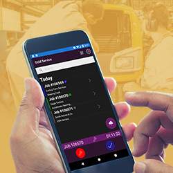 Ibcos service app