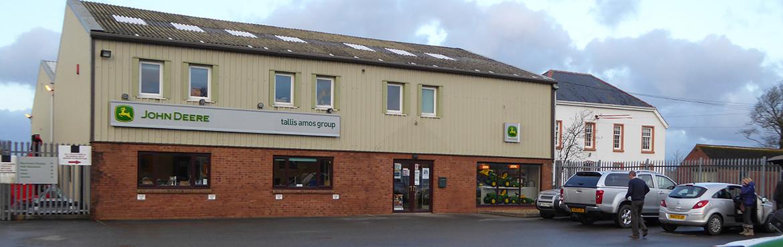 Tallis Amos Group Building